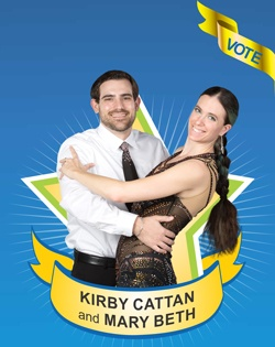 Kirby Cattan & Mary Beth
